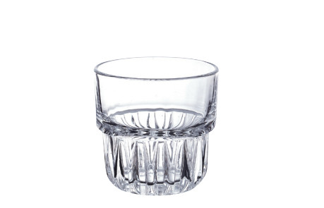 Small Drinking 150ml Whiskey Glass Cups Resturant Dinner Set Eco Friendly